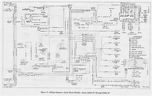 Wiring Diagram Of 1954 Gmc Early Diesel Models Series D620