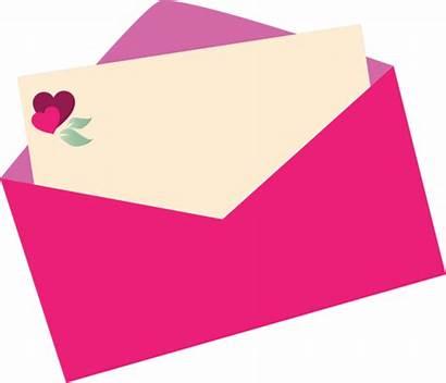 Envelopes Clipart Money Birthday Clip Enveloppe Enveloppes
