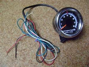 Sunpro Super Tach Ii Wiring Diagram
