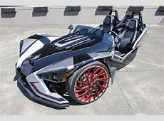 Polaris Slingshot Looks Like A Transformer On 22