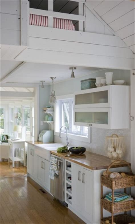 Tiny House Kitchens  Small Cottage Kitchen And Interior