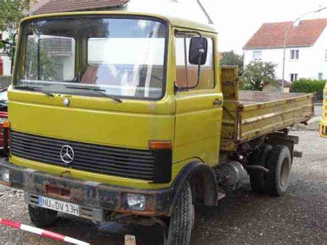 Lkw 7 5t Daimler Lpk 809 Kipper Nutzfahrzeuge Angebote