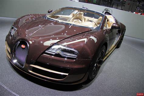 Salone Di Ginevra 2018 Bugatti Veyron 164 Grand Sport