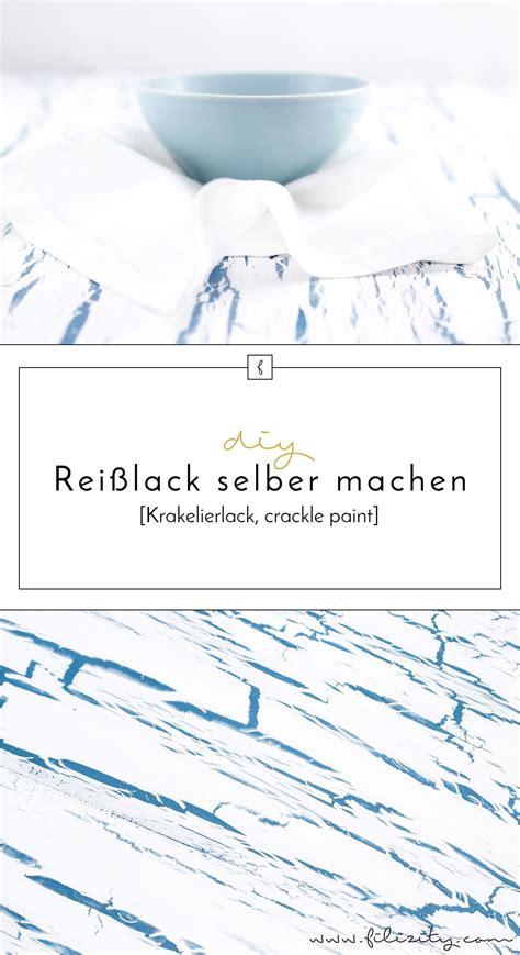 Arbeiten Mit Krakelierlack by Krakelierlack Rei 223 Lack Selber Herstellen Basteln