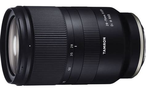 tamron 28 75mm f 2 8 di iii rxd review steve s digicams