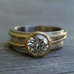 25 Non Diamond Engagement Rings Rock N Roll Bride