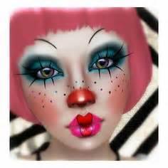 Nicole Guerriero s killer clown Halloween makeup best
