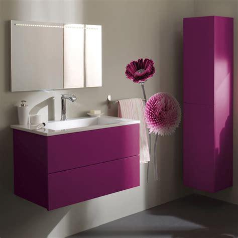 leroy merlin caisson cuisine meuble salle de bain violet