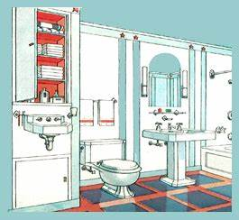 7 places to add an extra bathroom victoriana magazine for How much does it cost to build an ensuite bathroom