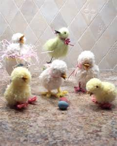 easter chicks martha stewart holidays