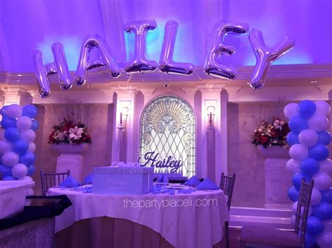 sweet sixteen decorations sweet sixteens the place li the specialists