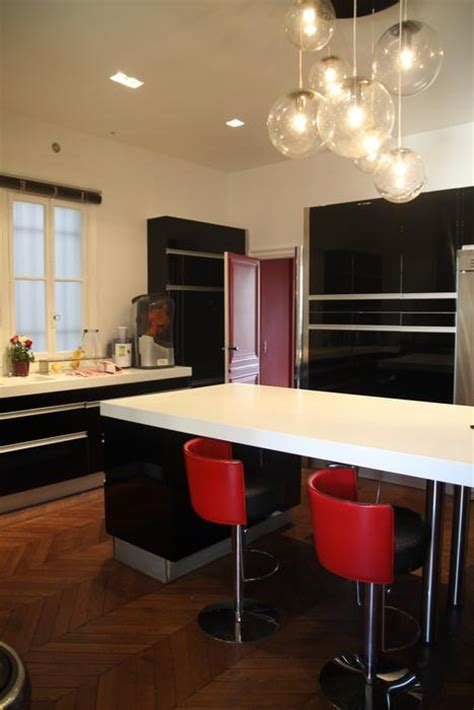 idee cuisine americaine appartement idee cuisine americaine appartement un plan optimis