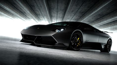Car Wallpapers Hd Lamborghini 1920x1080 Wallpapers by Hd Wallpaper Lamborghini Murcielago Side View Black