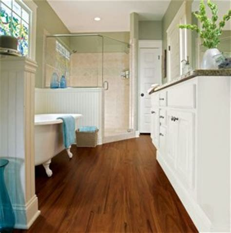 best bathroom flooring materials for a remodel