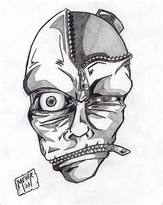 Zipper head by smashmethod on DeviantArt