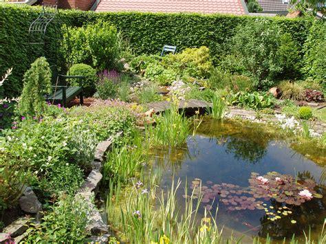 Naturnaher Garten Gartenplanervolkenhoff
