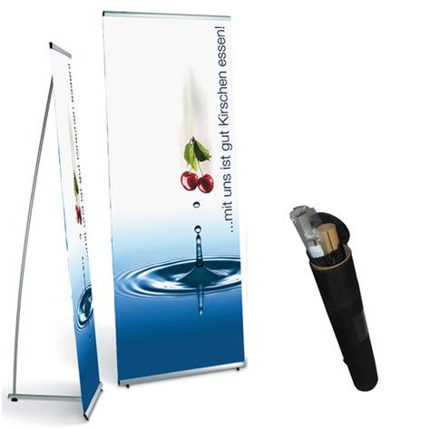 l on a stand l banner stand banner stands