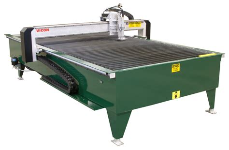 vicon 510 plasma cutting table