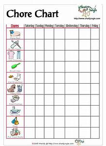 preschool chore chart with pictures k--k club 2017