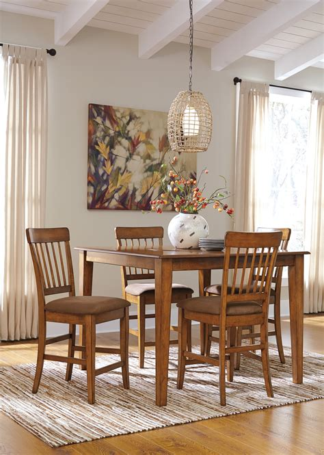 Ashley Kitchen Table Sets & Fancy Kitchen Tables New At