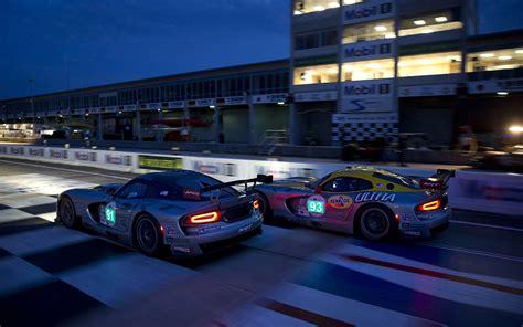 Srt Viper Gts R Le Mans 2013 Auto Blog