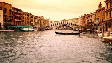 venice gondola hd wallpaper background images
