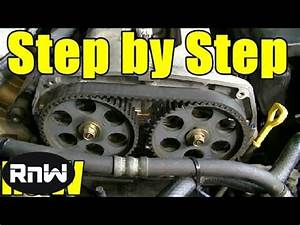 Kia Spectra Timing Belt Replacement