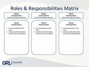 roles and responsibilities template excel free download With project management roles and responsibilities template