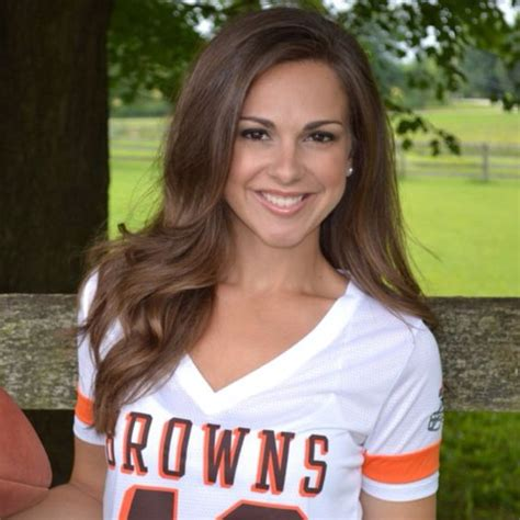 And The Other Fox Sports Ohio Girl For Cleveland, Sara