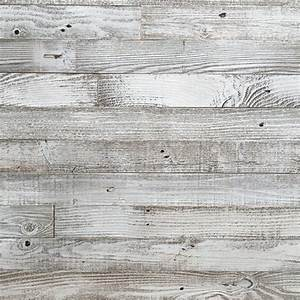 Whitewash barn wood 3 wide planks 10 square feet for Adhesive reclaimed wood planks