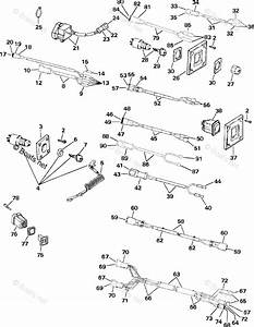 Evinrude Outboard Rigging Parts  U0026 Controls By Year 2001