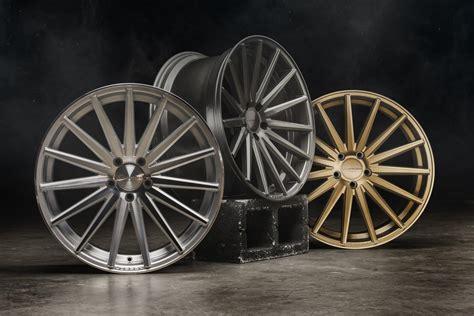 Vossen® Vfs-2 Wheels