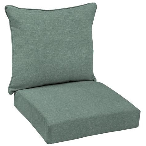 hton bay teal 2 seating outdoor dining chair