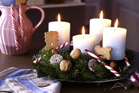 candles for christmas table top 7 christmas decor ideas with candles to warm up your