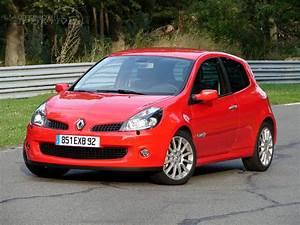 Clio Rouge : renault clio 3 rs 2006 essai ~ Gottalentnigeria.com Avis de Voitures