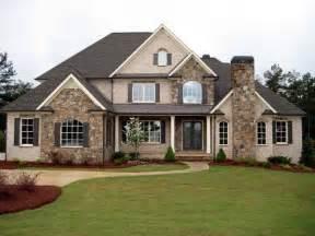 Home Designs Craftsman Picture
