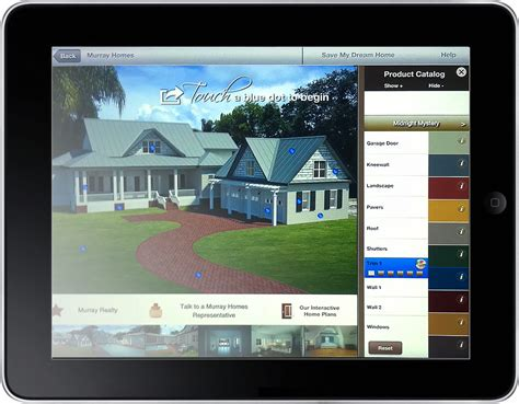 Custom Home Design App-murray Homes