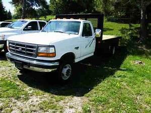 Buy Used F350 Flatbed Work Truck 7 3 Diesel Manual