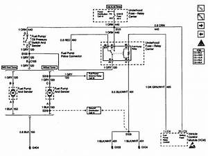 86 Silverado Fuel Wiring Diagram