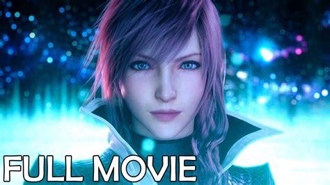 Final Fantasy Wallpaper 1080p Lightning Returns Final Fantasy Xiii 3 The Movie Marathon Edition All Cutscenes 1080p Hd