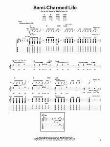 Semi Charmed Life Guitar Tutorial