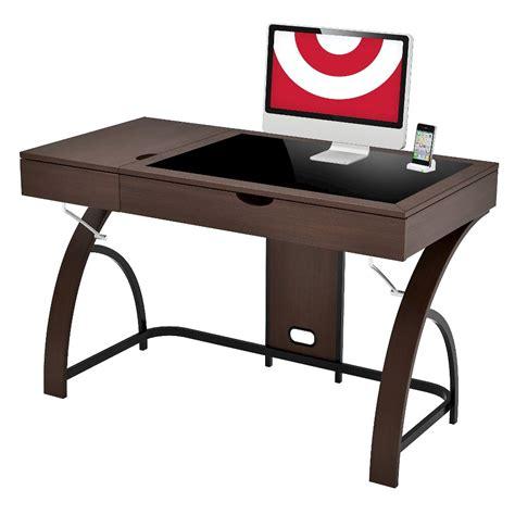 computer desk z line keaton computer desk dark brown