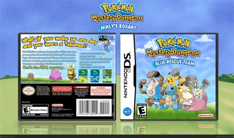 Pokemon Mystery Dungeon Blue Rescue Team Ds Hot Girls