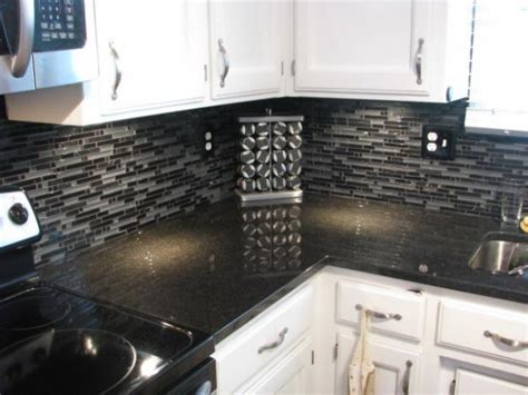 black pearl granite this is to my backsplash tile