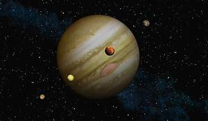 The Moons of Jupiter - WorldAtlas.com