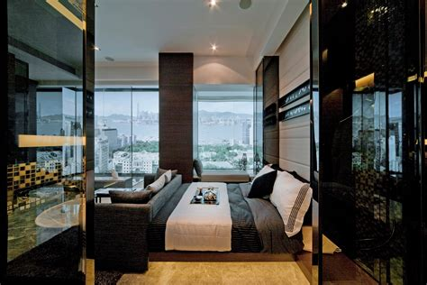 cool home interior designs cool contrast apartment window bedroom steve leung