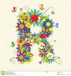 Letter R Designs
