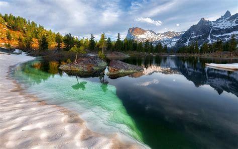 landscape, Nature, Siberia, Summer, Mountain, Forest