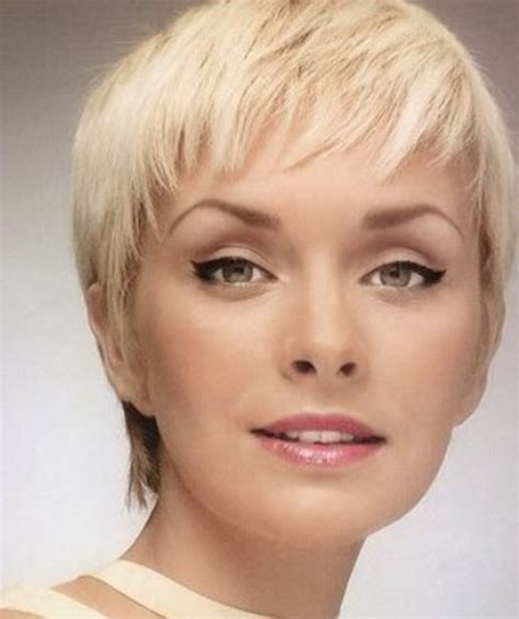 Short Hair Pear Shaped Face   newhairstylesformen2014.com