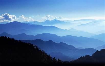 Mountains Ridge Mountain Wallpapers Parkway Appalachian Facts